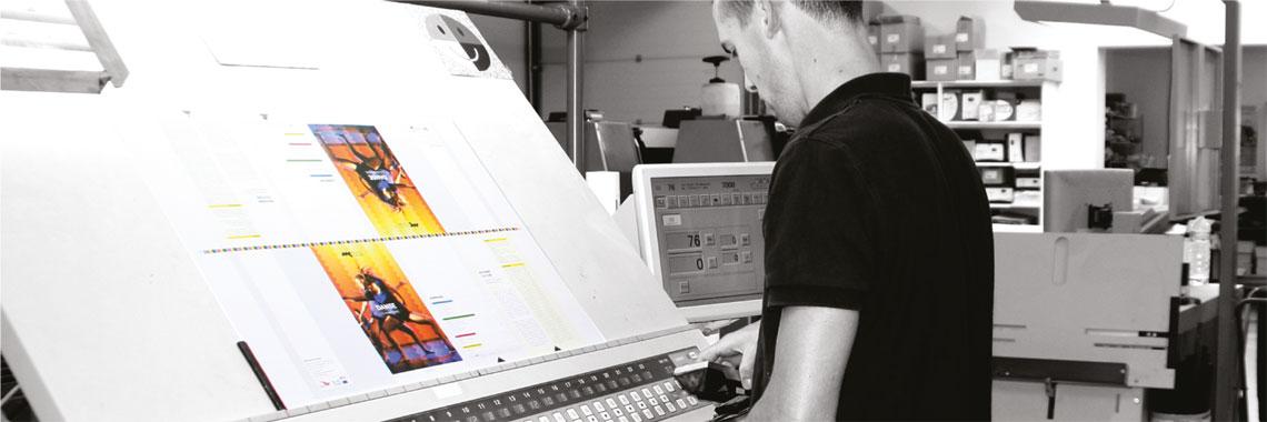 Imprim'Services une imprimerie offset, numérique et sérigraphie à Laval en Mayenne